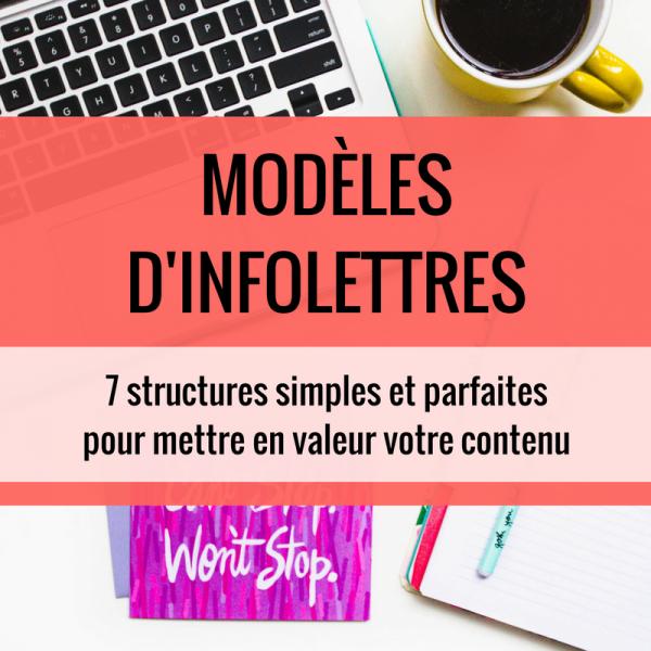 MODÈLES D'INFOLETTRES